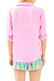 Lilly Pulitzer Sea View Top - Front full body