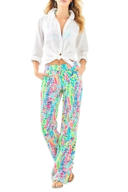 Lilly Pulitzer Sea View Top - Side cropped