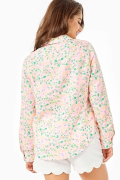Lilly Pulitzer Sea View Top - Alternate List Image