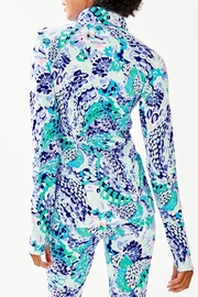 Lilly Pulitzer Serena Jacket - Front full body