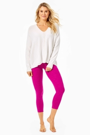 Lilly Pulitzer Sevie Dolman Sweater - Side cropped
