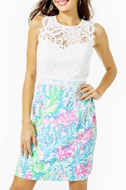 Lilly Pulitzer Sharice Stretch Shift Dress - Product Mini Image