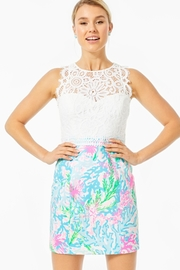 Lilly Pulitzer Sharice Stretch-Shift Dress - Product Mini Image