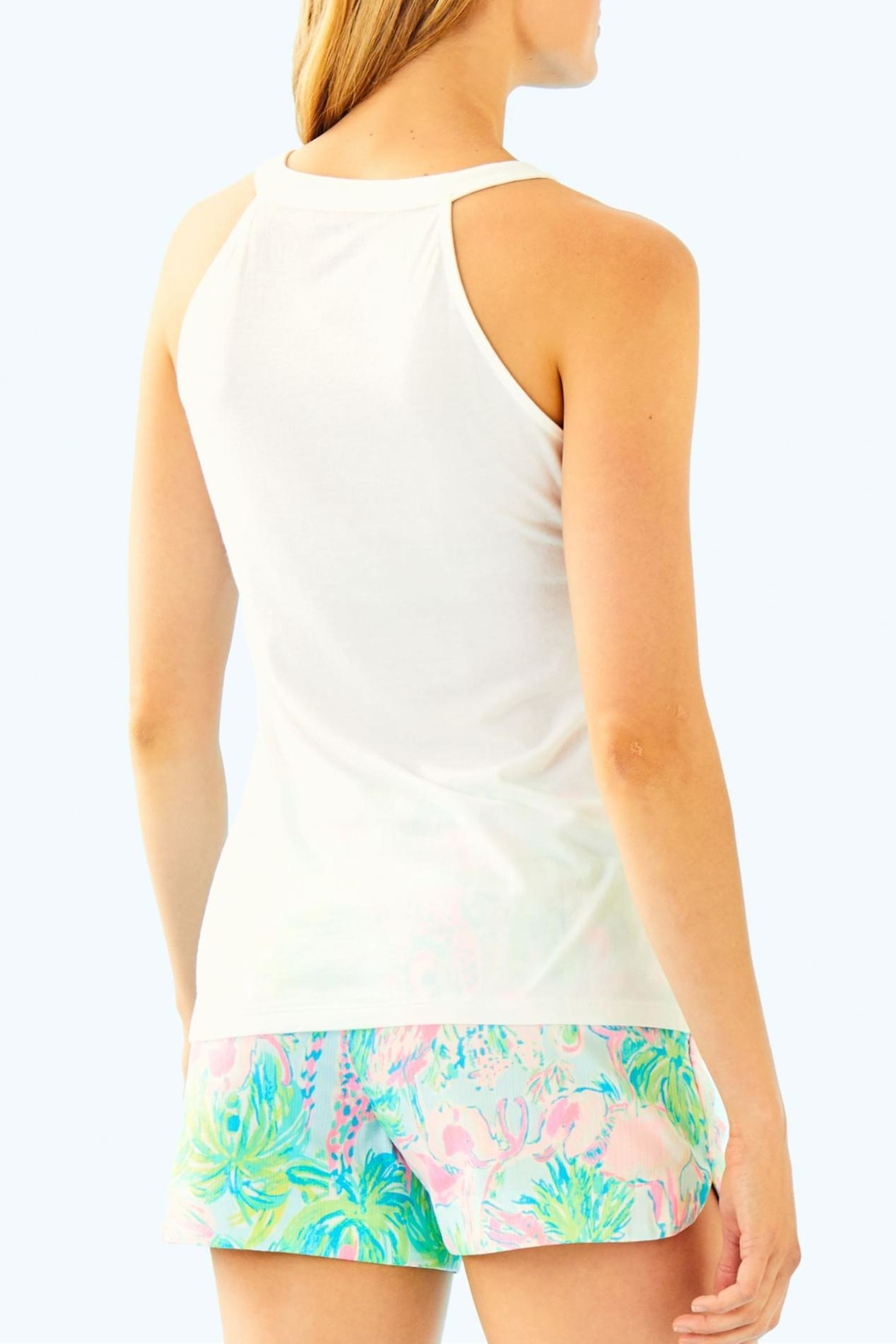Lilly Pulitzer Shay Top - Front Full Image