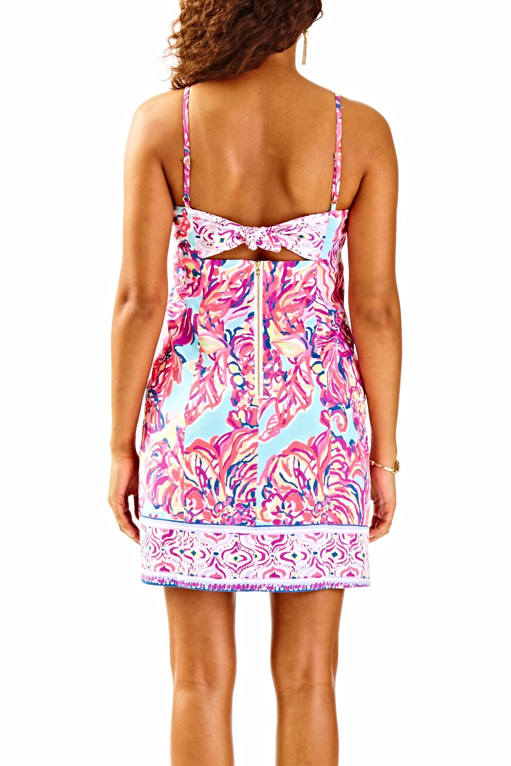 Lilly Pulitzer Shelli Dress - Front Full Image