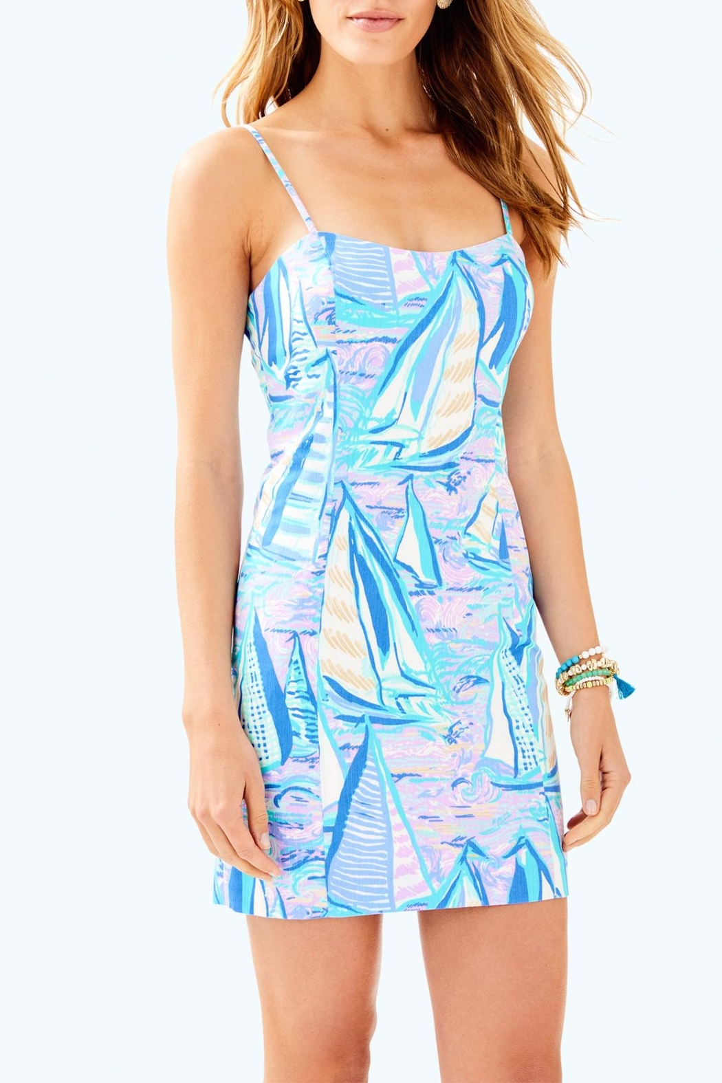 Lilly Pulitzer Shelli Stretch Dress - Main Image