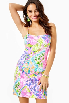 Lilly Pulitzer Shelli Stretch Dress - Product List Image