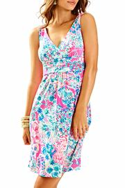 Lilly Pulitzer Short Sloane Dress - Product Mini Image