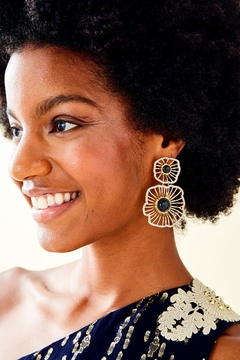 Lilly Pulitzer Show Stopper Earrings - Alternate List Image