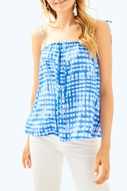 Lilly Pulitzer Silvana Top - Product Mini Image