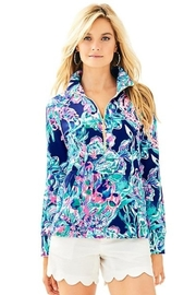 Lilly Pulitzer Skipper Popover - Front cropped