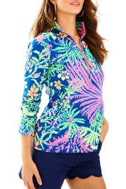 Lilly Pulitzer Skipper Popover Top - Product Mini Image