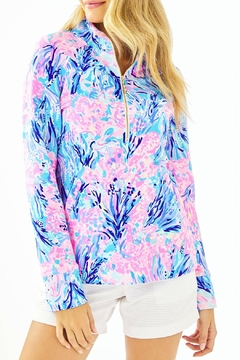 Lilly Pulitzer Skipper Popover Upf-50+ - Product List Image