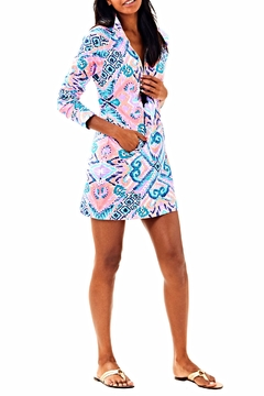 Lilly Pulitzer Skipper Printed Dress - Product List Image