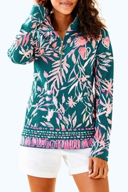 Lilly Pulitzer Skipper Printed Popover - Front cropped