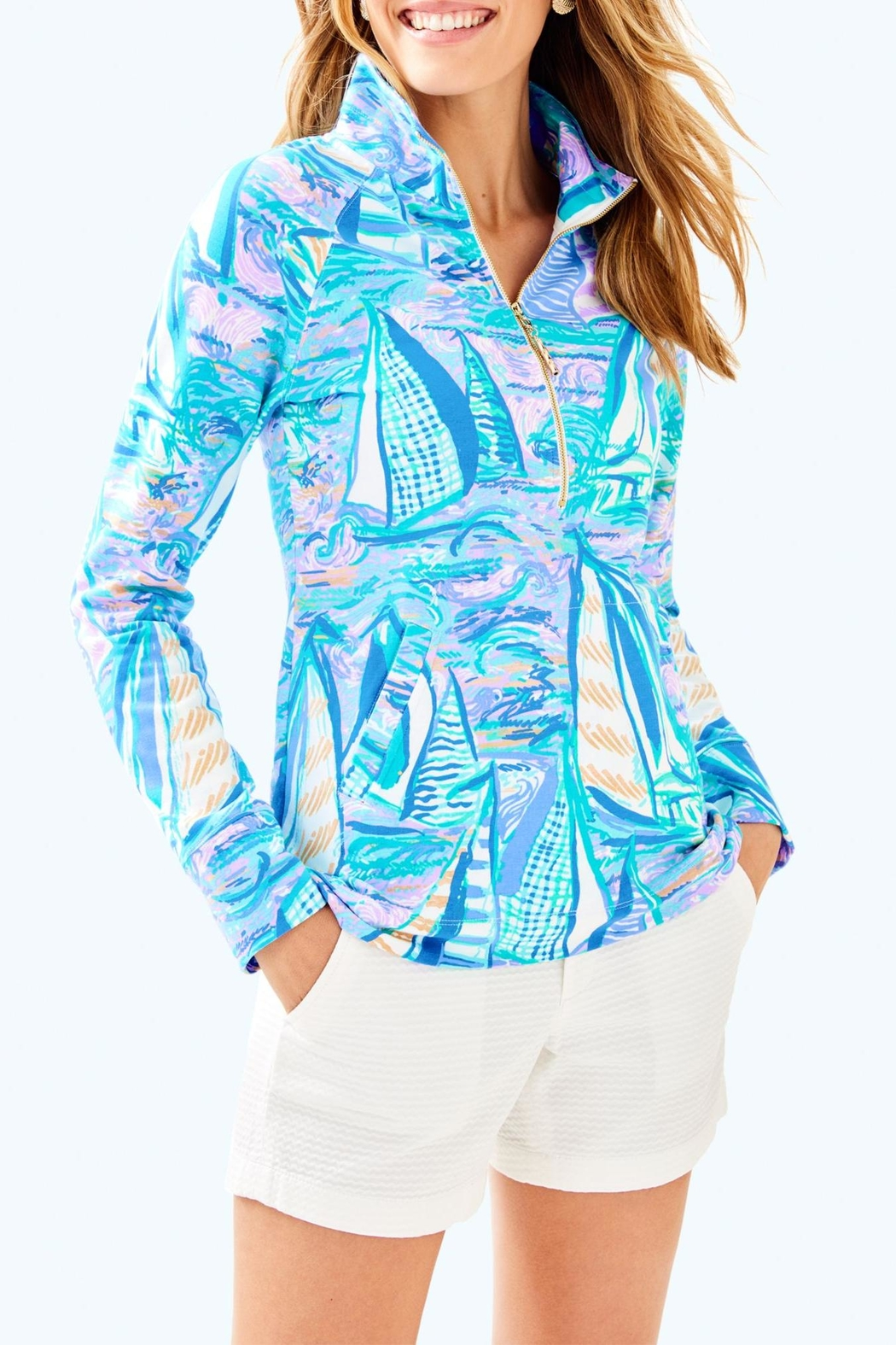 bdfe92481ad21d Lilly Pulitzer Skipper Printed Popover from Sandestin Golf and Beach ...