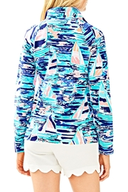 Lilly Pulitzer Skipper Printed Popover - Front full body
