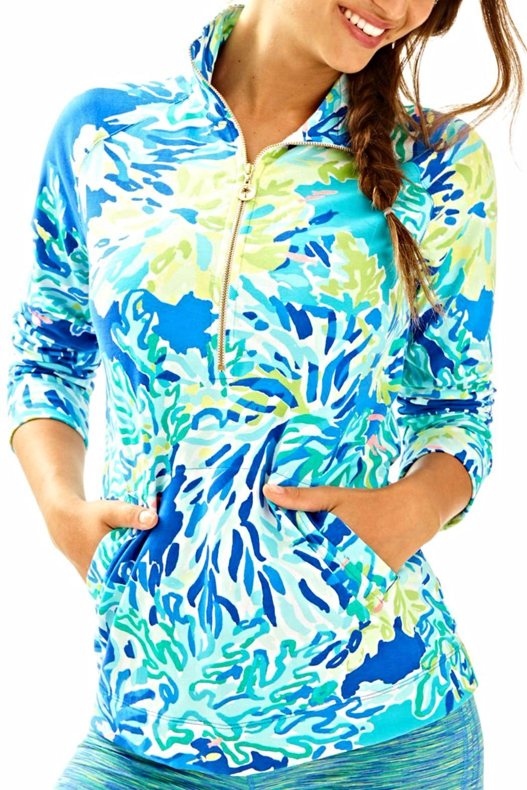 d2878ae6fcb896 Lilly Pulitzer Skipper Printed Popover from Massachusetts by Seaside ...