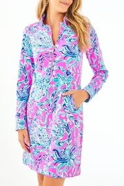 Lilly Pulitzer Skipper Ruffle Dress - Product Mini Image
