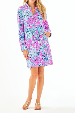Lilly Pulitzer Skipper Ruffle Dress - Alternate List Image