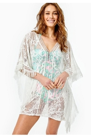 Lilly Pulitzer Skyla Caftan Cover-Up - Front cropped