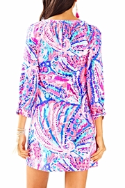 Lilly Pulitzer Sleeved Essie Dress - Front full body