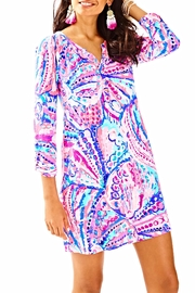Lilly Pulitzer Sleeved Essie Dress - Front cropped