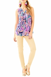 Lilly Pulitzer Sleeveless Stacey Top - Front cropped