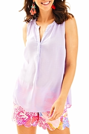 Lilly Pulitzer Sleeveless Stacey Top - Product Mini Image