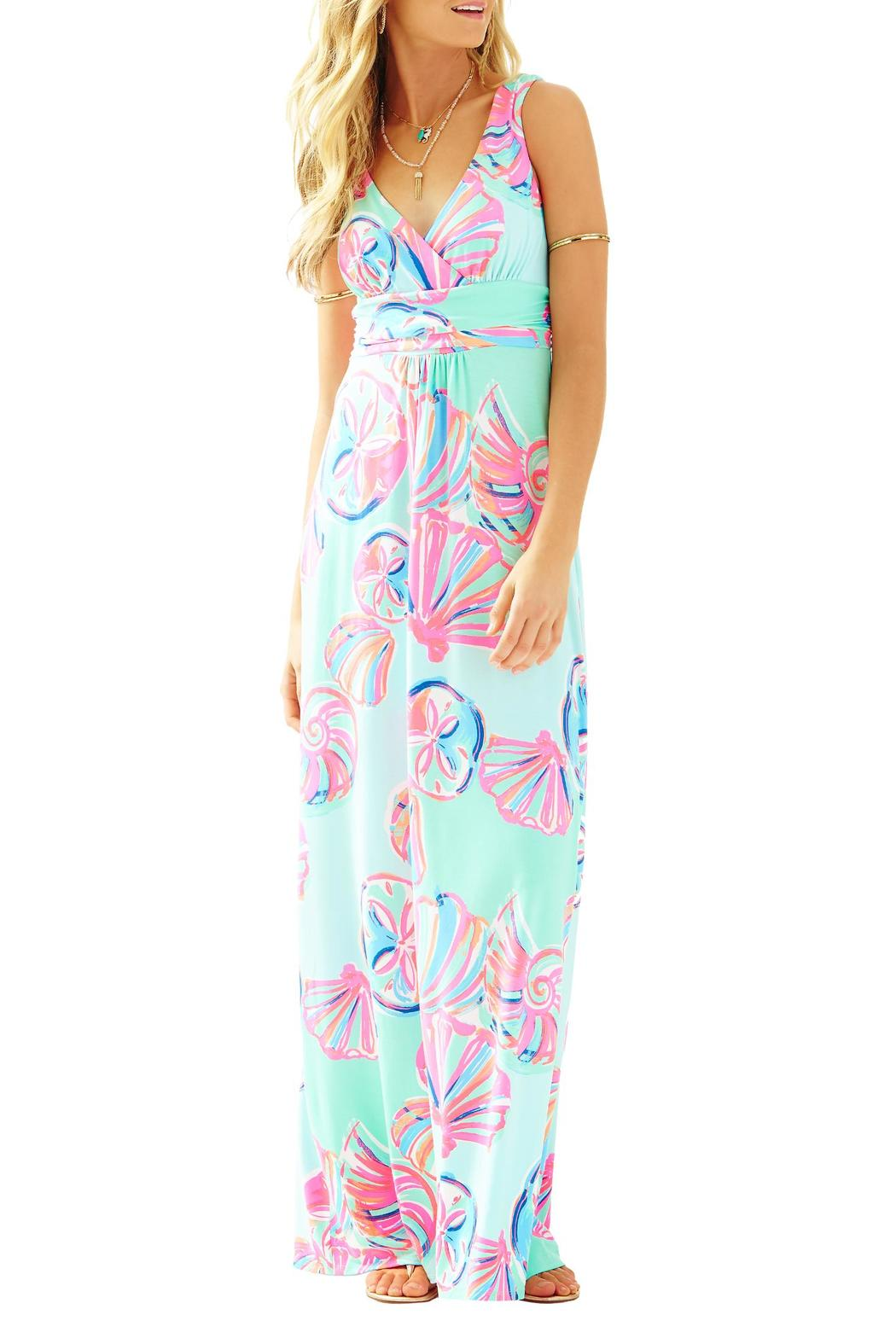 Lilly Pulitzer Sloane Maxi Dress From Sandestin Golf And Beach