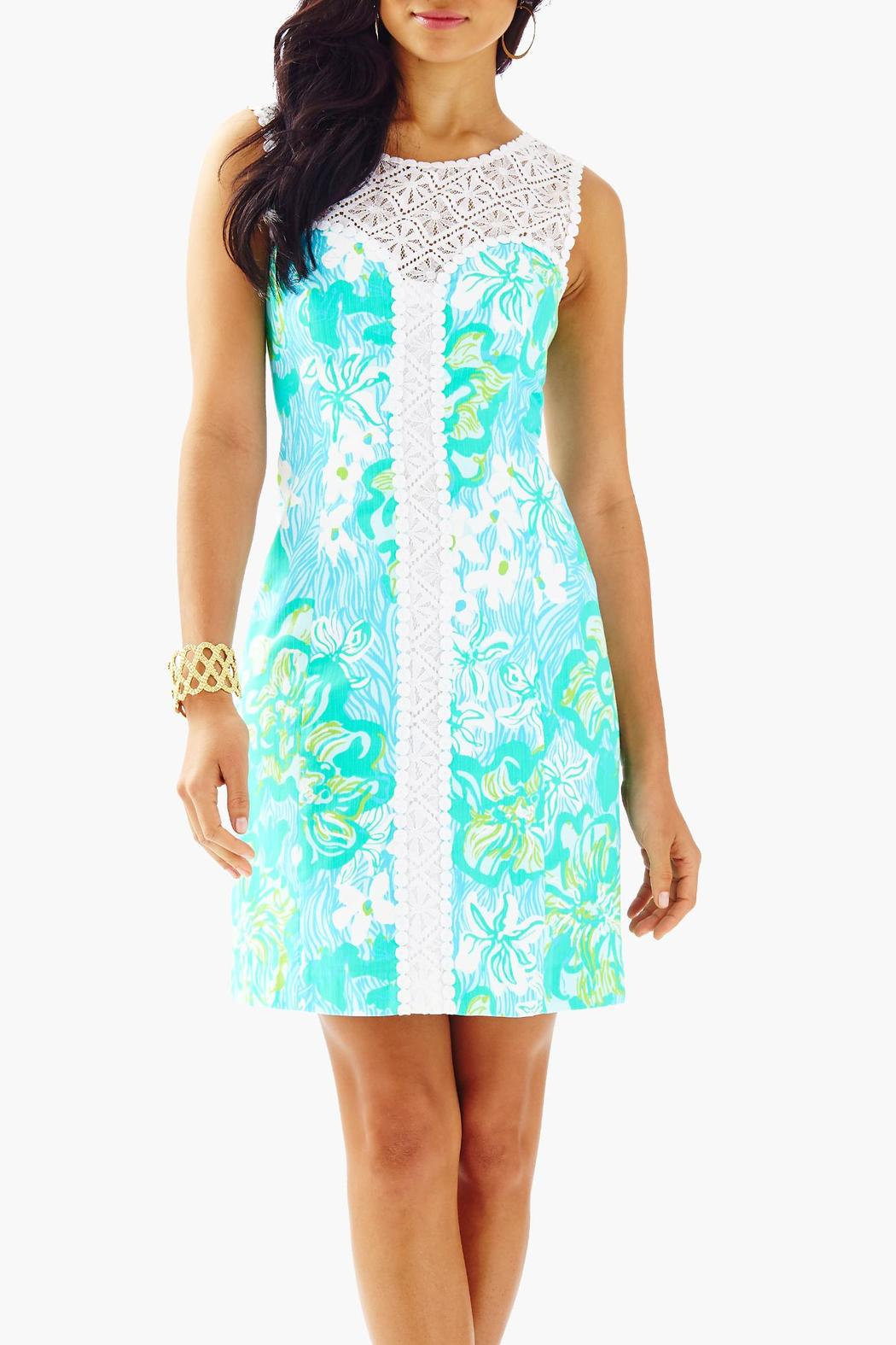 Lilly Pulitzer Sofia Lace-Shift Dress from Sandestin Golf and Beach ...