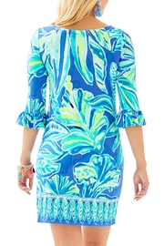 Lilly Pulitzer Sophie Ruffle Dress - Front full body
