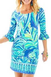 Lilly Pulitzer Sophie Ruffle Dress - Front cropped