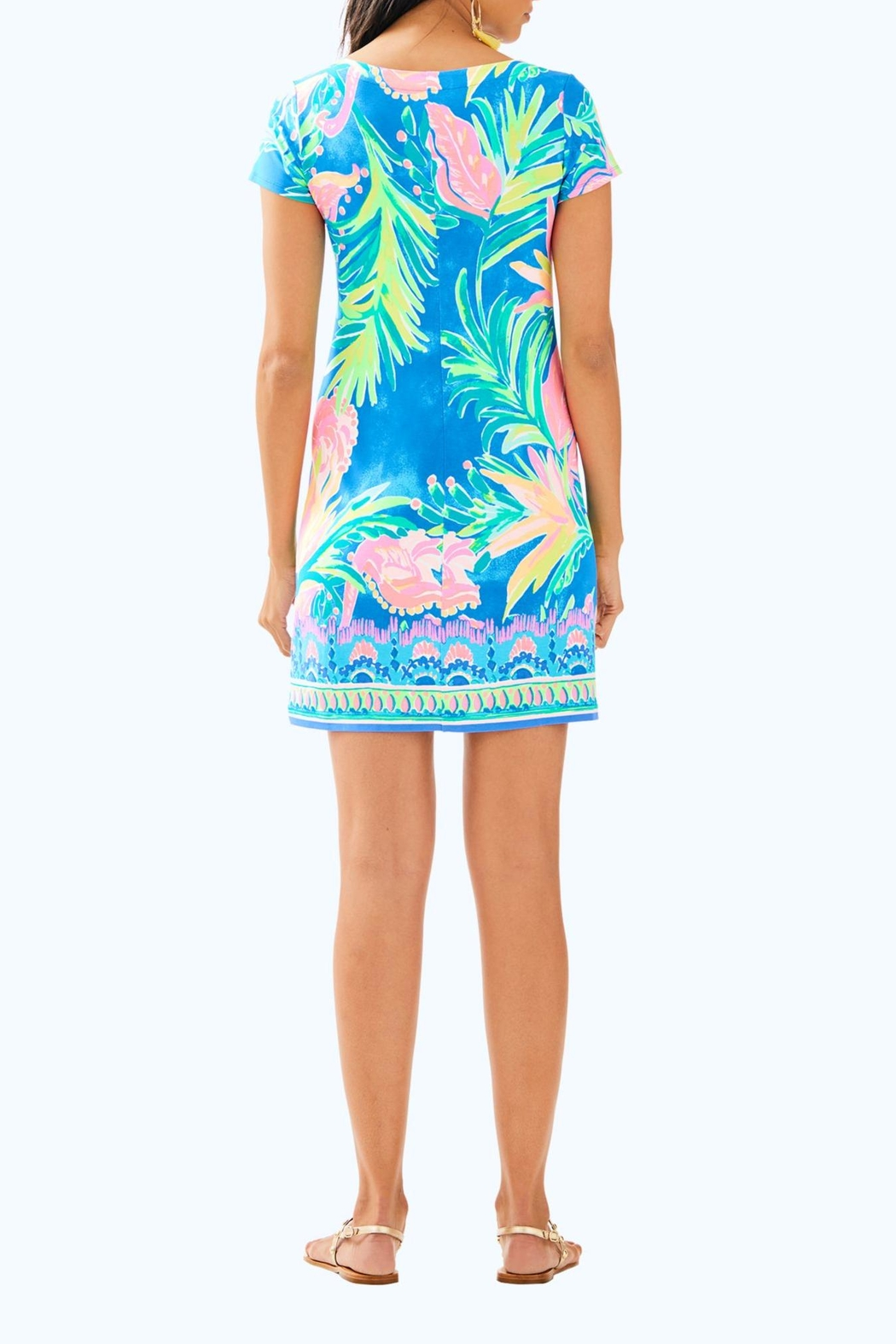Lilly Pulitzer Sophiletta Dress - Front Full Image