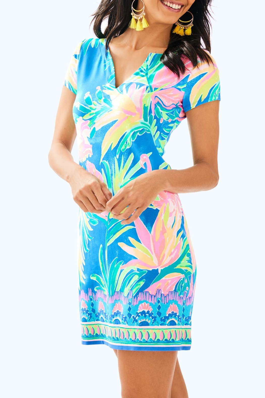 Lilly Pulitzer Sophiletta Dress - Main Image