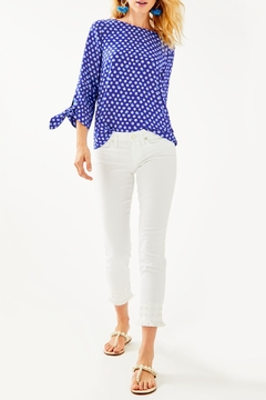 Lilly Pulitzer South Ocean Pant - Alternate List Image