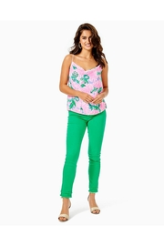 Lilly Pulitzer South Ocean Skinny-Jean - Back cropped