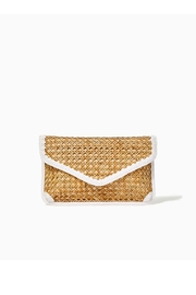 Lilly Pulitzer St. Barts Cane-Clutch - Product Mini Image
