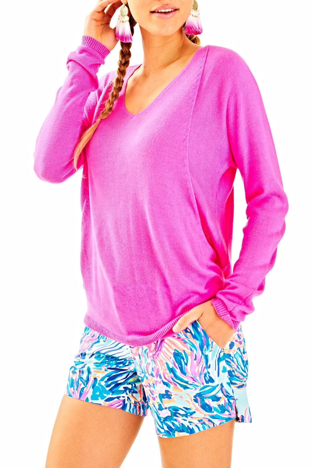 Lilly Pulitzer Stasia Sweater - Main Image