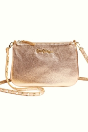 Lilly Pulitzer Studded Leather Crossbody - Product Mini Image