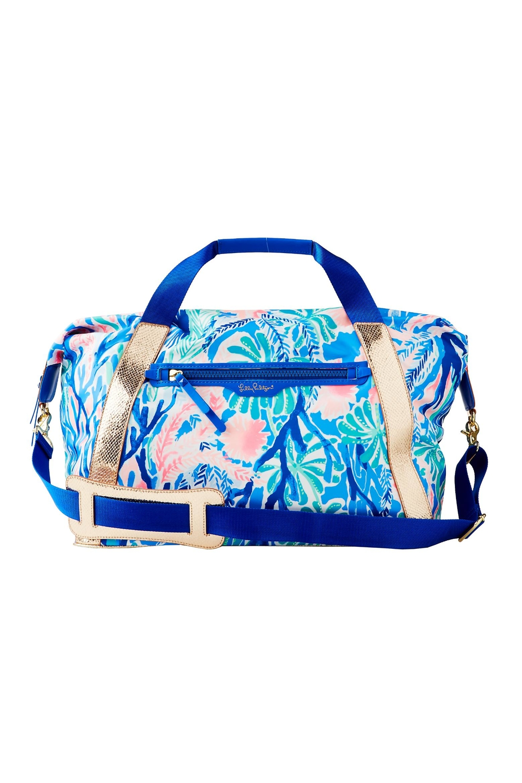 Lilly Pulitzer Sunseekers Travel Tote - Main Image