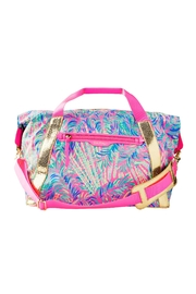 Lilly Pulitzer Sunseekers Travel Tote - Front cropped