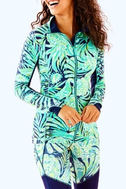 Lilly Pulitzer Sunset Key Jacket - Product Mini Image