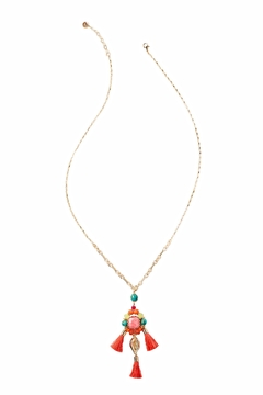 Lilly Pulitzer Sunset Necklace - Product List Image