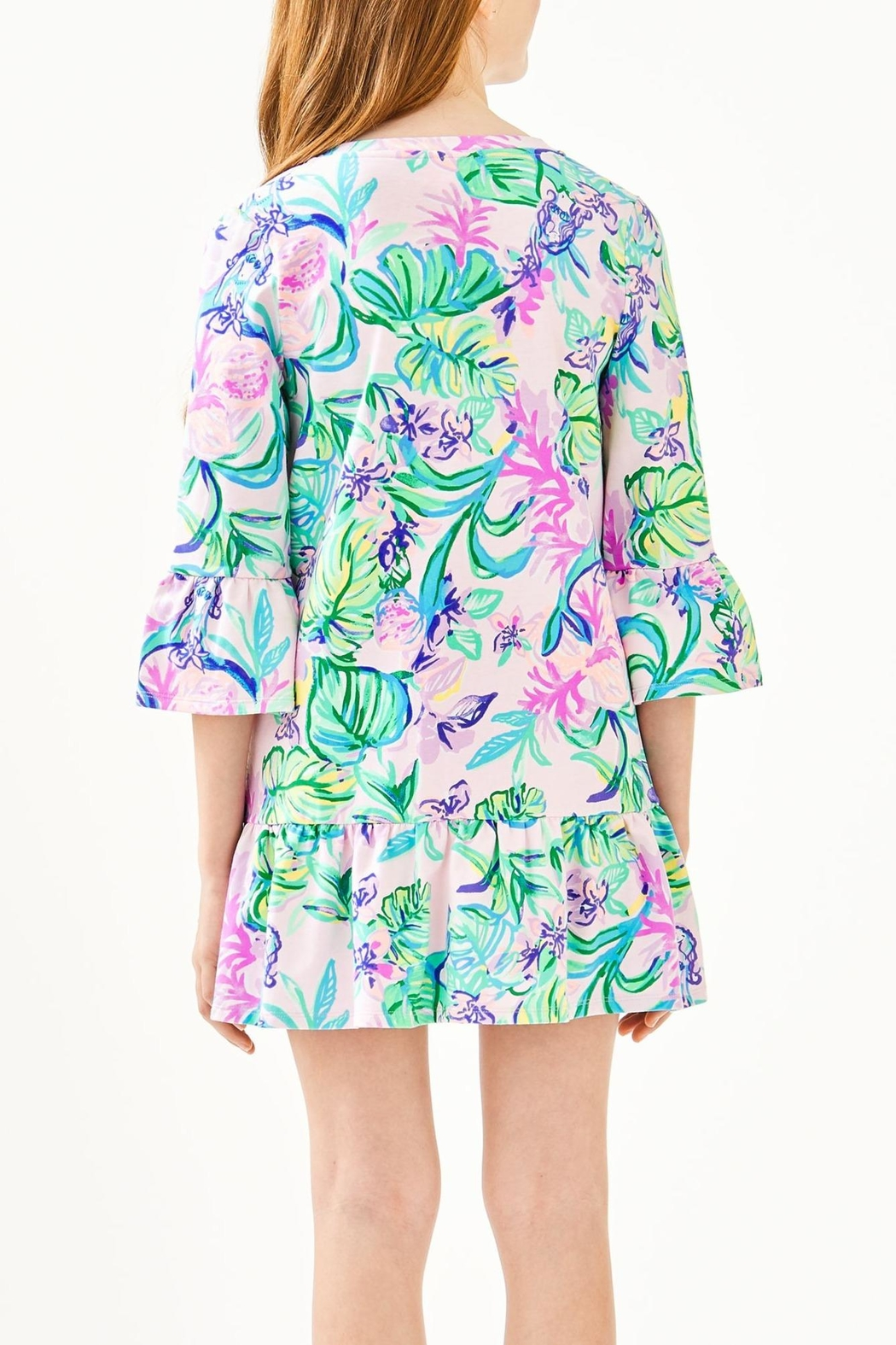 Lilly Pulitzer Sutton Cover Up - Side Cropped Image