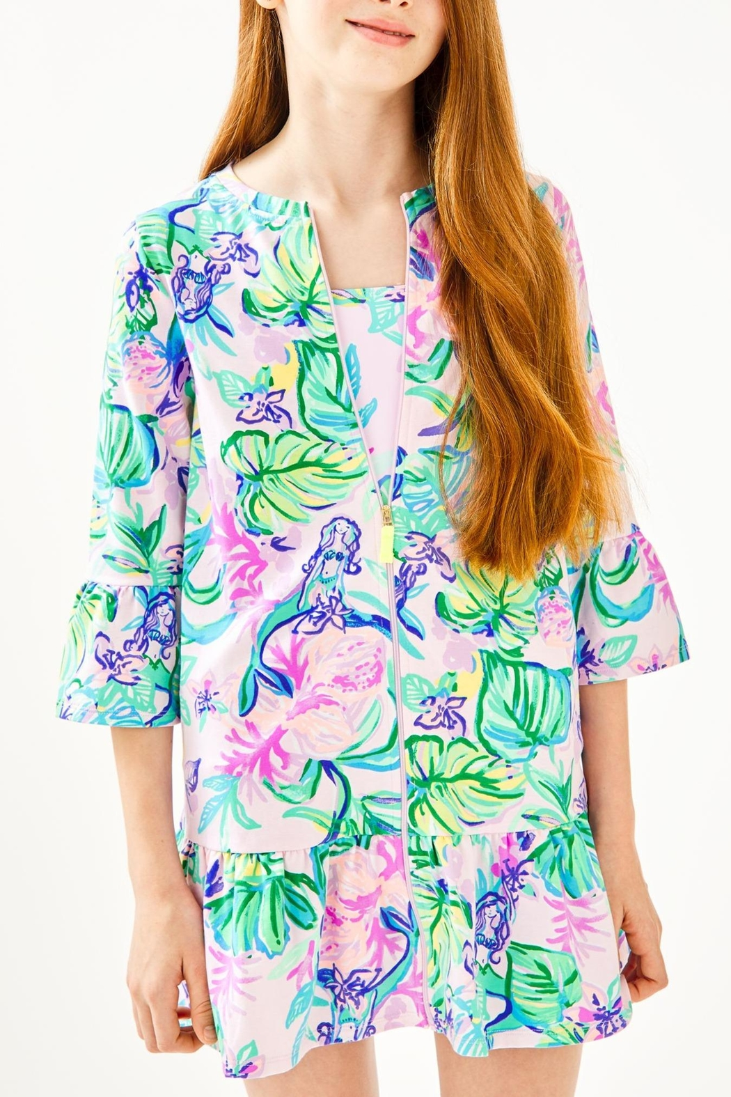 Lilly Pulitzer Sutton Cover Up - Main Image