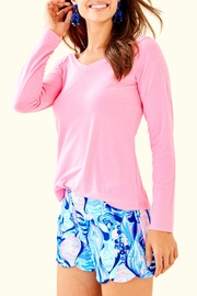 Lilly Pulitzer Suzanna Top - Product Mini Image