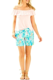 Lilly Pulitzer Tamiami Pink Top - Product Mini Image