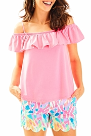 Lilly Pulitzer Tamiami Top - Product Mini Image