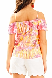 Lilly Pulitzer Tamiami Top - Front full body